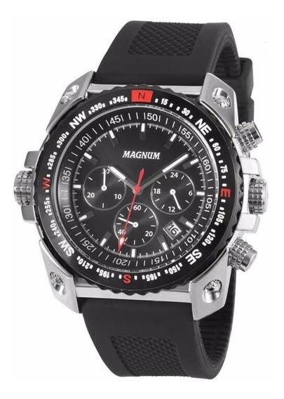 Relógio Magnum Masculino Ma34209t C/nf