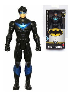 Nightwing Batman Missions 15cm Original Mattel Dc