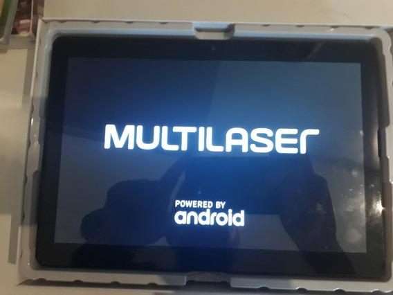 Tablet Multilaser M10a Lite 10 Polegadas 3g Muito Novo