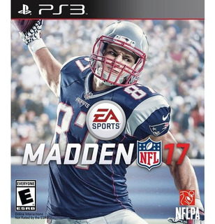 Madden Nfl 17 Ps3 Digital