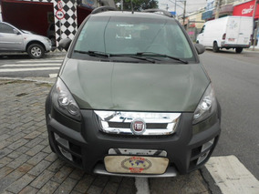 Fiat Idea 1.8 16v 2013 Adventure Flex Dualogic 5p