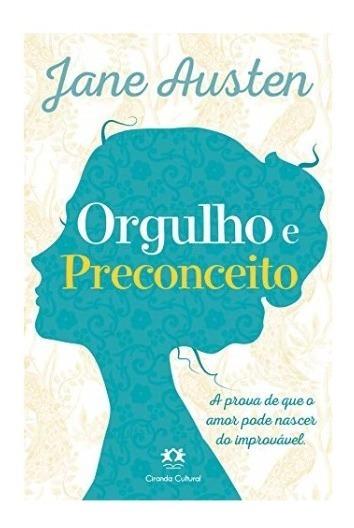Livro - Orgulho E Preconceito- Jane Austen- Ciranda Cultural