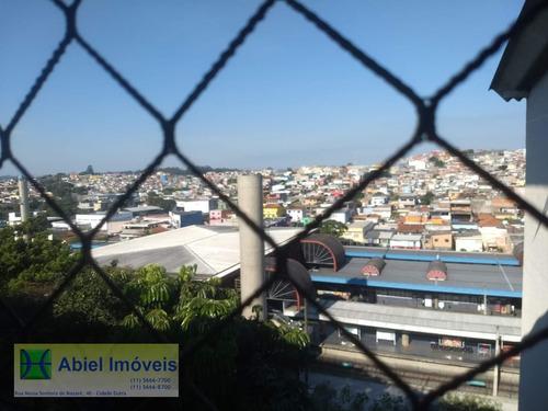 Apartamento Em Parque Alto Do Rio Bonito  -  São Paulo - 398