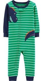 Pijama Masculino Carters De Algodão-original 12m Ao 5 Anos