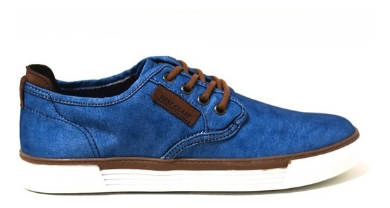 Sapatenis West Coast Jeans - Lojas Pires
