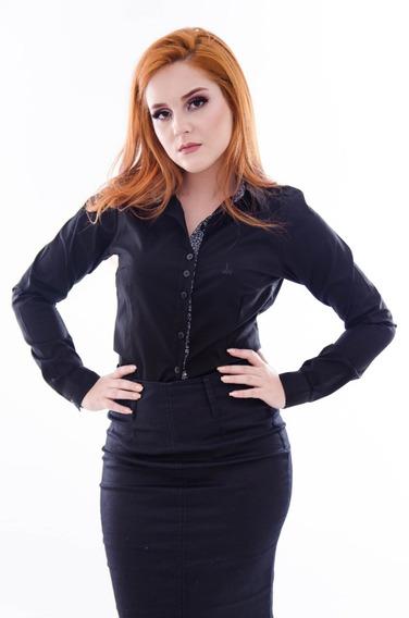 Camisa Feminina Alfa Original 100% Algodão Promoção!!