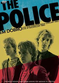 The Police Em Dobro - Live Don Kirshner Rock Concert 1980 +