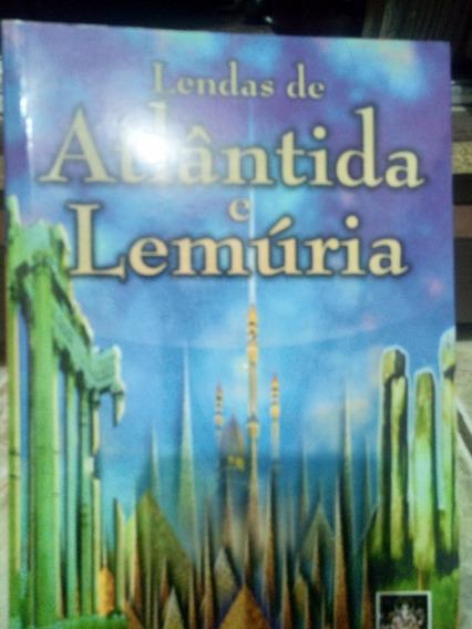 Livro Lendas De Atlântida E Lemuria W. Scott-elliot