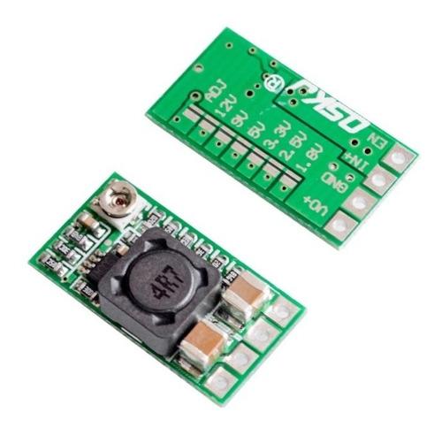 Regulador Voltaje Ajustable Mini 12-24v A 5v Buck Step Down