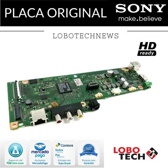 Placa Principal Tv Sony Kdl-48w655d | 1-980-334-13 Nova!