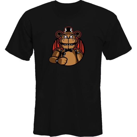 Remeras Five Nights At Freddys Bear Oso *mr Korneforos*