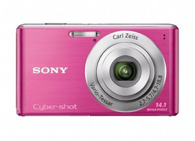 Sony Cyber-shot Dsc-w530 14.1 Mp Câmera Digital Com Lente C