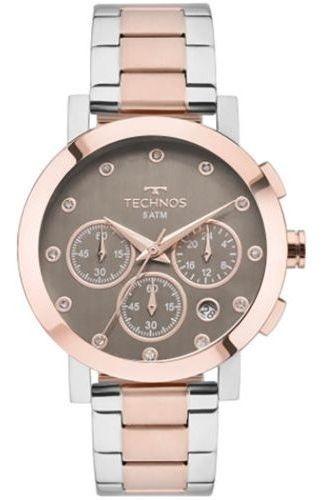Relógio Technos Feminino Os2abk/5m