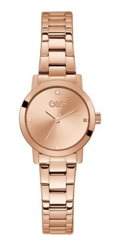 Reloj Para Dama G By Guess Aspire G11953l1 Oro Rosa