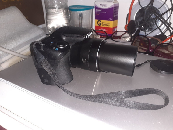 Câmera Canon Sx400is