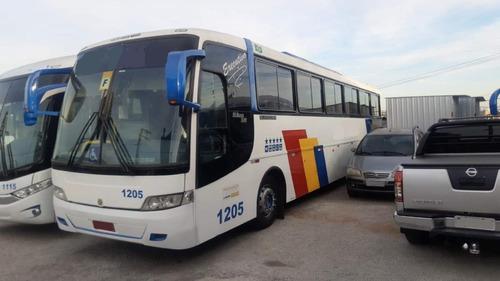 Ônibus Busscar Elbuss 340 Mercedes 0500m Seminovo Impecável