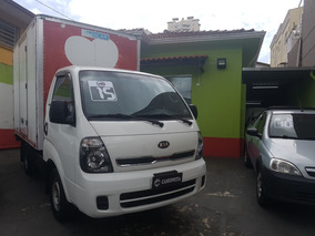 Kia Bongo 2.5 Std 4x2 Rs Turbo Baú