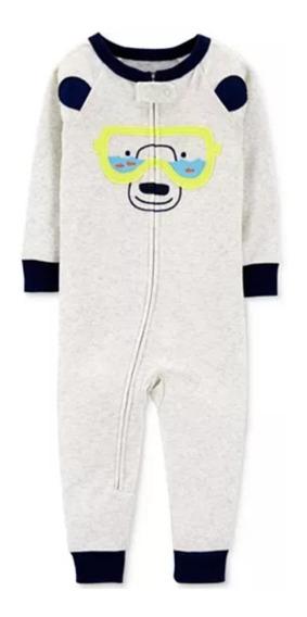 Macacão Pijama Menina Menino Carter