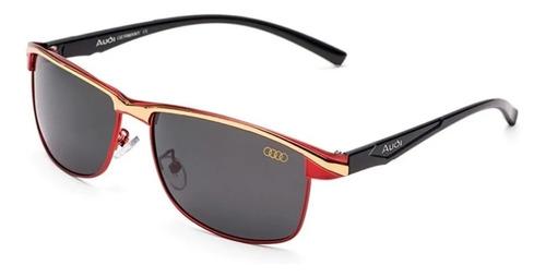 Óculos De Sol Masculino Lentes Polarizadas Audi 856 Uv400