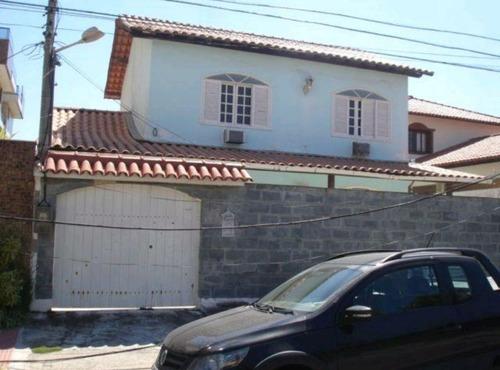 Casa Residencial À Venda, Praia De Piratininga, Niterói. - Ca0394
