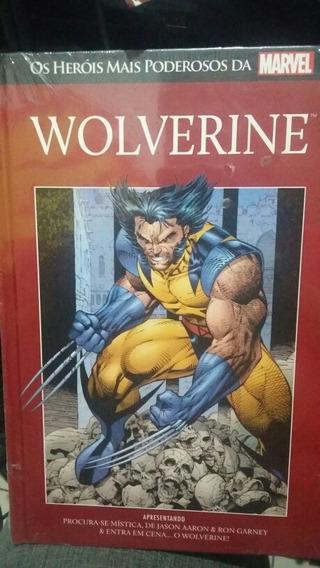 Wolverine - Salvat - Vermelhi