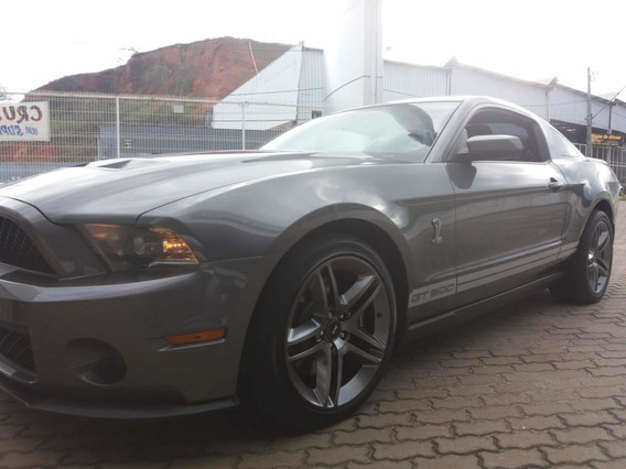 Ford Mustang Shelby V8gt500 550cv
