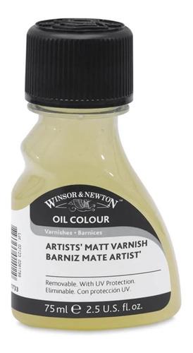 Verniz Liquido Mate Fosco Pinturas A Oleo 75ml Varnishes
