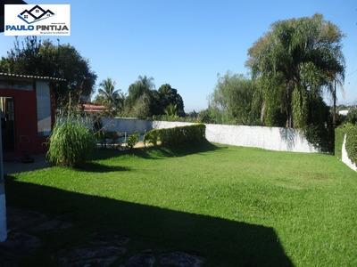 Chácara No Condomínio Zuleika Jabour Em Salto - Ch00384 - 34128070