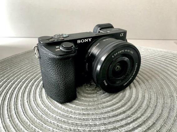 Sony A6500 + Lente 16-50mm