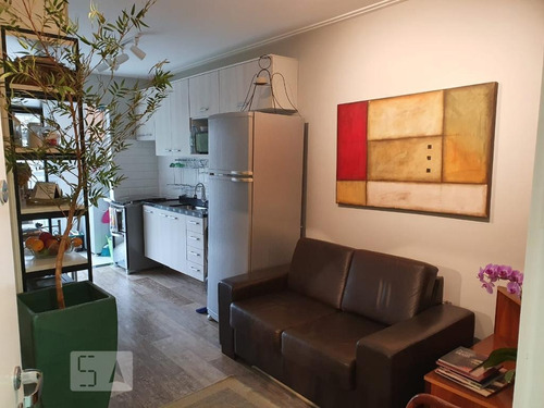 Apartamento À Venda - Cambuci, 1 Quarto,  40 - S893131885