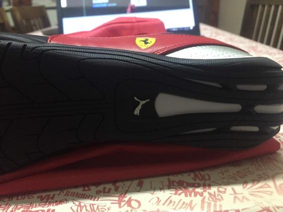 Zapatilla Puma Ferrari Importada