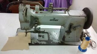 Máquina De Coser-adler-triple Arrastre-funcionando-urgente!
