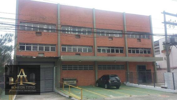 Vendo Galpão Em São Paulo - Jurubatuba - Confira! - Ga0224
