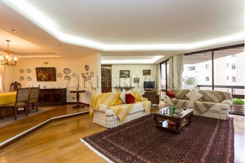 Imagem 1 de 15 de Apartamento - Higienopolis - Ref: 101825 - V-101825