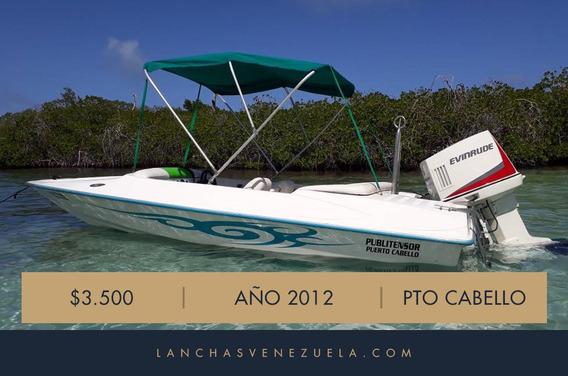 Lancha Santos 16.5 Lv612