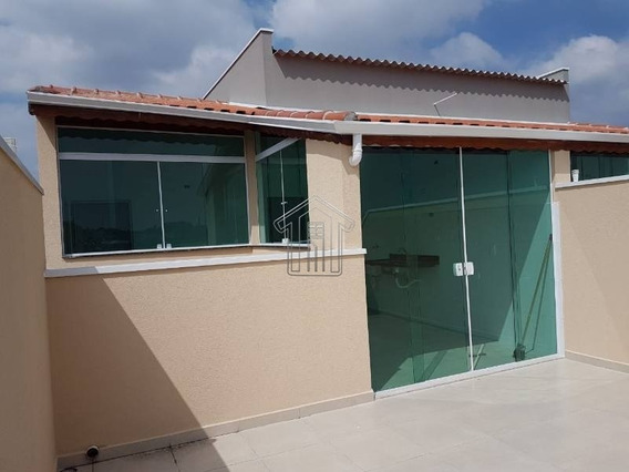 Apartamento Sem Condomínio Cobertura Para Venda No Bairro Vila Scarpelli - 9859giga