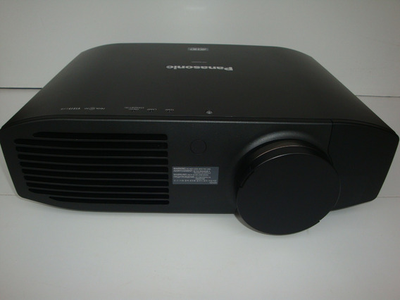 Projetor Panasonic Pt-ae8000 (1130 Horas De Uso)