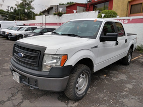 Ford F-150 Doble Cab 4x4 2014