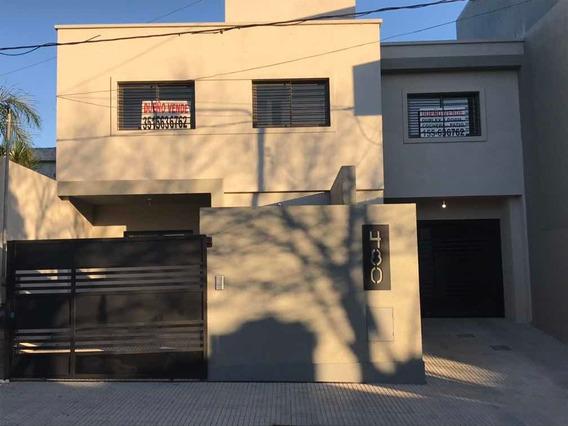 Casa 1 Dorm. C/cochera Y Patio. 76m2. A Estrenar