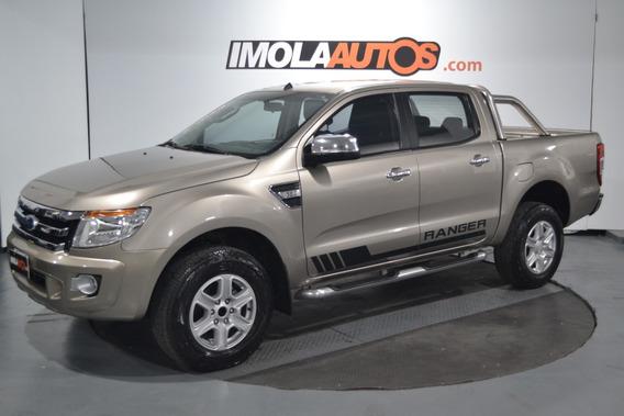 Ford Ranger 3.2 Tdi D/c 4x2 Xlt M/t 2013 -imolaautos