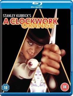 A Clockwork Orange Kubrik Blu Ray Importado Nuevo En Stock