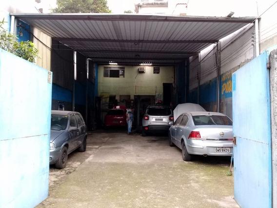 Galpão Em Santa Maria - São Caetano Do Sul, Sp - 3874
