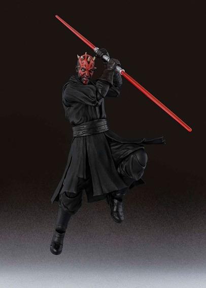 S H Figuarts Jp Darth Maul Star Wars Listo Para Envio