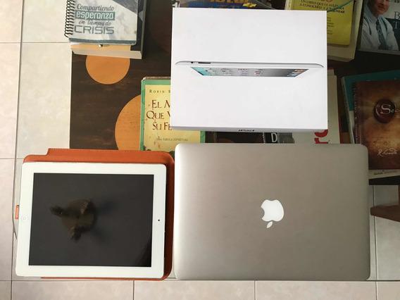 Macbook Air Y iPad Cambio Por iPhone X Max
