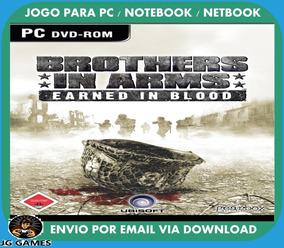 Brothers In Arms Earned In Blood Pc Jogo Digital
