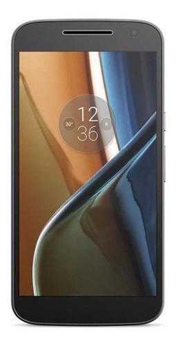 Motorola Moto G4 Play 16gb Preto Muito Bom Usado Seminovo