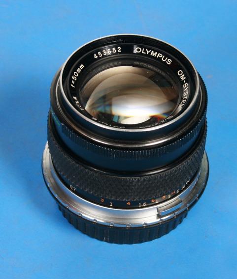 Lente 50mm 1.4 Olimpus