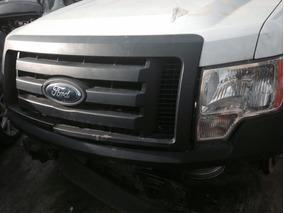 Ford F 150 Partes Refacciones Motor 2011