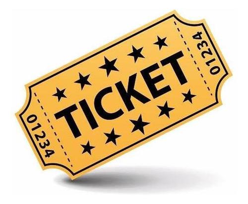 Ticket Para Sorteios Zudokato