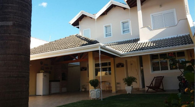 Casa Em Residencial Monte Verde, Indaiatuba/sp De 140m² 3 Quartos À Venda Por R$ 630.000,00 - Ca209451